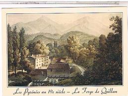 11   QUILLAN LA FORGE    19°.LOUBATIERES  11/2 - Autres Communes