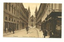 AK Sarajevo - Rudolfstrasse - Bosnie-Herzegovine