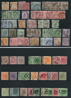 Germany , Ancient German State Of Wuerttemberg , Bigger Party In Mixed Conservation(see Scan) LH/VFU - Wuerttemberg