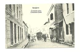AK Sarajevo - Cemalusa Gasse - Bosnie-Herzegovine