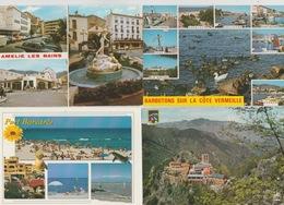 18/12/ 171  -  LOT  DE. 400  CPM  DU. DEPT. 66  À  16€ ,50  +  PORT  ( 8€ 70  Pour La France ) - Cartes Postales