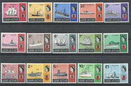 GIBRALTAR YVERT 184/97  MNH  ** - Gibraltar