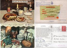 2 CP - Recette Du Far Breton - La Garbure (110564) - Recettes (cuisine)