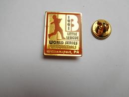 Beau Pin's , Baseball , Little League , World Séries Credentials , Williamsport PA - Baseball