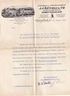 SUISSE 1930 LETTRE PUBLICITAIRE ILLUSTREE - Suisse