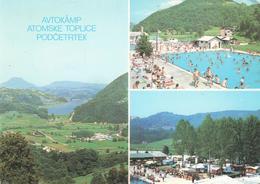 573  AK SLO - AVTOKAMP / ATOMSKE TOPLICE / PODCETRTEK - Slowenien