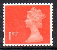 Grande Bretagne ;1993/97 ;N° Y :  1703 Ou 1947; N Sans Gomme ; Type Machin,cote    ; - 1952-.... (Elizabeth II)