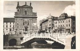 574  AK SLO - LJUBLJANA / TROMOSTOVJE - Slowenien
