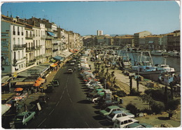 Sete: RENAULT 20, 4, 5, RODEO, SIMCA HORIZON, MERCEDES W108, VW 1300 KÄFER/COX - 'La Marine'- (Hérault) - Toerisme