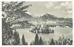 583  AK SLO - BLED - Slowenien