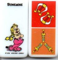 Domino Astérix Bonemine Figurine B Jeu - Jeux De Société