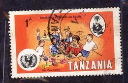 (Free Shipping*) USED STAMP - Tanzania (1964-...)