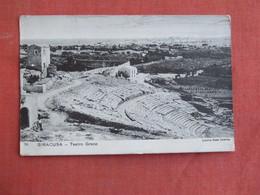 Italy > Sicilia > Siracusa Teatro Greco     Ref 3095 - Siracusa