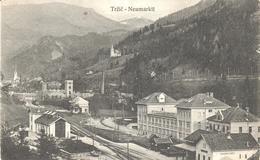 586  AK SLO - TRZIC / NEUMARKTL - Slowenien