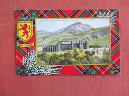 Scotland > Midlothian/ Edinburgh      Palace Of Holyroodhouse     Ref 3095 - Midlothian/ Edinburgh