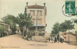 42 - SAINT HEAND - L'Entrée De La Ville - Frankrijk
