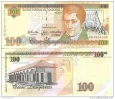 (B0016) HONDURAS, 2004. 100 Lempiras. P-77g. UNC - Honduras