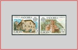 Andorra SP 1978 - Cat. 108/09 (MNH **) Europa CEPT - Europe (003463) - Andorra Spagnola