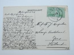 1919, Carte Postale - België