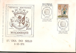 Mozambique & FDC Stamp Day, Lourenço Marques 1971 (8750) - Mosambik