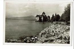 CPA - Cartes Postales-Suisse- Lac Léman - Château De Chillon- S3997 - VD Vaud