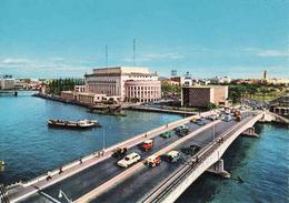 Philippines, Manila, JONES Bridge, Auto, Ship,.. Inutilise, Unused - Philippines