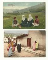 2 AK Bosnien - Türkische Frauen - Bosnie-Herzegovine