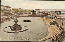 South Africa ** & Postal, Greetings From  Durban , The Beach (1169) - Souvenir De...