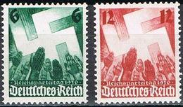 ALLEMAGNE EMPIRE 580:581** - Deutschland