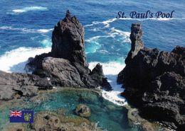 1 AK Pitcairn Island * St. Paul's Pool - The Island's Easternmost Point * östlichste Punkt Dieser Insel Im Pazifik - Pitcairn