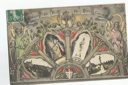 76 Bonsecours Souvenir De Notre Dame De Bonsecours - Bonsecours