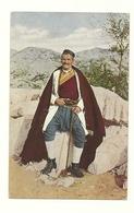 AK Montenegriner - Tracht - Montenegro