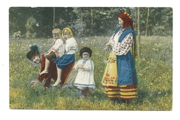 AK Ukraine - Ruthenische Typen - Ukraine