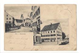 21121 - Durnten Gasthof Z Löwen(attention Etat Moyen, Timbre Arraché Verso) - ZG Zoug