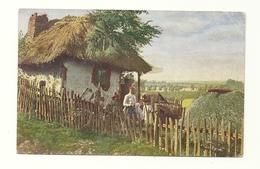 AK Rumänien - Bauernhaus - Rumänien