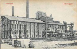 ALTE AK   MEZÖHEGYES / Ungarn  - Zuckerfabrik -  1909 Beschriftet - Hongrie