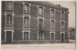 CPA 51 VITRY LE FRANCOIS Cabinet Dentaire CELLIER Rue Dominé De Verzet - Vitry-le-François