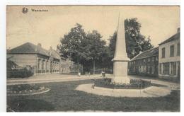 Westerlo - Wseterloo   Markt,monument - Westerlo
