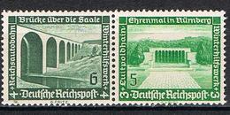 ALLEMAGNE EMPIRE 584/585** SE TANANT - Deutschland