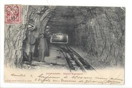 21122 - Jungfraubahn Station Eigerwand  Tunnel + Cachet De La Station 27.08.1904 - BE Berne