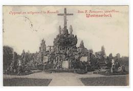 Westmeerbeek Westmeerbeck Opgevat En Uitgevoerd Te Hersselt Door F.Janssens,rocailleur - Hulshout