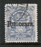 RHODESIA   Scott # 94 VF USED (Stamp Scan # 434) - Great Britain (former Colonies & Protectorates)