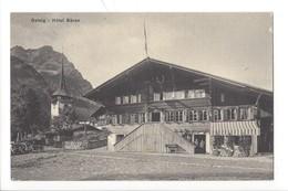 21124 - Gsteig Hôtel Bären - BE Bern