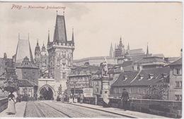 TCHEQUE -  PRAG -  Praha - PRAGUE Czech Republic - Tchéquie