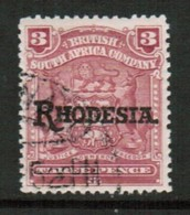 RHODESIA   Scott # 86 VF USED (Stamp Scan # 434) - Great Britain (former Colonies & Protectorates)
