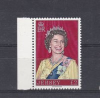 Jersey £2 Queen Elizabeth II MNH/**  (G30A) - Jersey