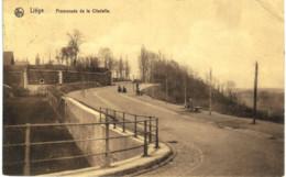 LIèGE   Promenade De La Citadelle. - Luik