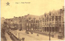 LIèGE   Palais Provincial. - Luik