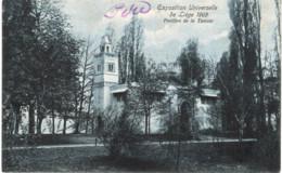 LIèGE  Exposition Universelle De Liège 1905  Pavillon De La Tunisie. - Luik