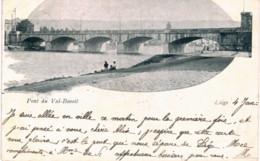 LIèGE   Pont Du Val-Benoit. - Luik